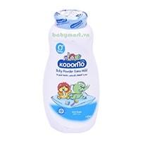 Phấn rôm Kodomo extra mild xanh 200g
