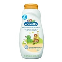 Kodomo baby powder natural soft protection 200g