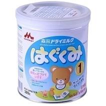 Sữa Morinaga số 1 320g cho bé