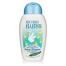 Bio Baby Bath Shampoo 2in1 250ml