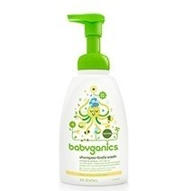 Babyganics Shampoo + Body Wash 473ml