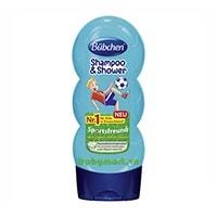 Sữa tắm gội cho bé Bubchen thể thao 230ml