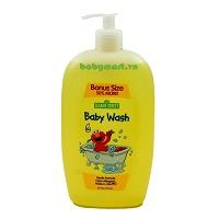 Sesame Street Baby Wash 710ml