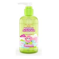 Sữa tắm gội thiên nhiên hoa Anh Đào Purite baby 250ml