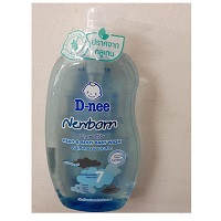 D-nee pure Head & Body Baby Wash 800ml