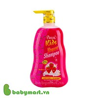Pureen kids yogurt head to toe wash strawberry
