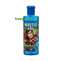 Sữa Tắm Master Kids Superman 200ml