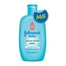 Sữa tắm Johnson Baby năng động 200ml