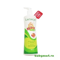 Lactacyd Milky Milk Bath 500ML