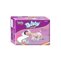 Bobby Fresh Tape Super Absorbent Diaper L66