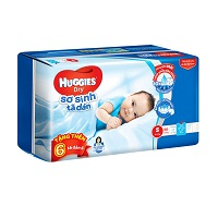 Huggies Tape Diaper S50