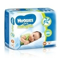 Huggies Newborn 1 Diaper (56pcs)