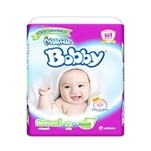 Bobby Newborn 1 Diaper (Large)