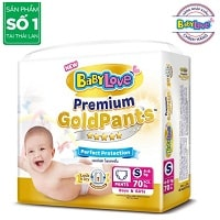 Diapers Goldpants S70 (4-8kg)