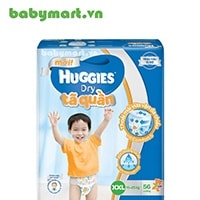 Huggies Dry Pants Super Jumbo XXL56