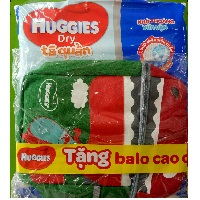 Huggies Pant Diaper L68 Give backpack