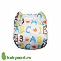 Bambi Mio nighttime cloth diaper size L
