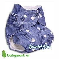 Bambi Mio daytime cloth diaper size L
