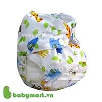 Bambi Mio daytime cloth diaper size M
