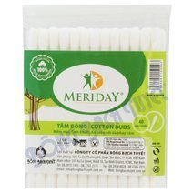 Meriday Larger - Cotton Sticks (10 pack)