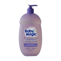 Baby Magic Hair and Body Wash Lavender 887ML