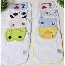 Back pads cotton gauze suction sweat