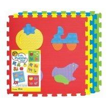 Eva puzzle mat - 4 pcs