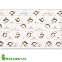 Parklon Bubble Playmat 6915MK Monkey And Friends