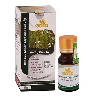 Gold Eucalyptus Oil 10ml