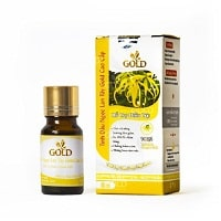 Top quality gold ylang ylang oil 10ml