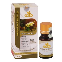 Gold vip Cajeput oil 10ml