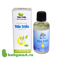 Tien Trieu Cajeput oil 50ml