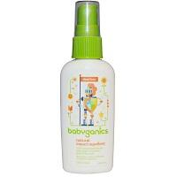 Tinh dầu xịt chống muỗi Babyganics 59ml