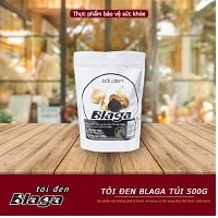 Black garlic Blaga bag 500gr
