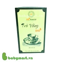 Dong Bac Vang tea bag