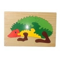 Wooden Animal Puzzle – Transversal