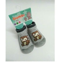 Monkey Gumbi Socks Shoe (1-5)