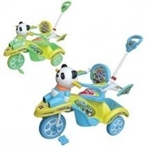 3-wheel Baby Toy Vehicle – Ailuropoda