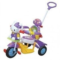 3-wheel Baby Toy Vehicle – Kitty