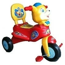 3-wheel Baby Toy Vehicle