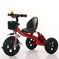 Xe đạp 3 bánh sắt đỏ