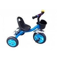 Xe đạp 3 bánh sắt xanh dương
