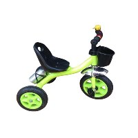 3 wheel green