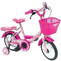 Hello Kittin Kid's Bike 12 Inch