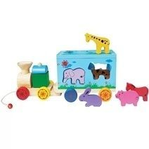 Winwintoys Animal Train