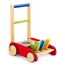 Winwintoys Wooden Baby Walker