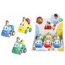 Simba Funny Press and Go Cars
