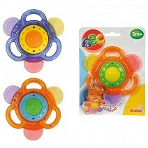ABC Simba Musical Rattle